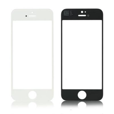 Replacement Front Outer Screen Glass Lens Cover for iPhone 5S