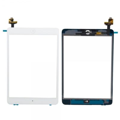 USA Touch Screen Digitizer IC Connector+Adhesive For iPad Mini 1-2 A1432 A1454 A1455
